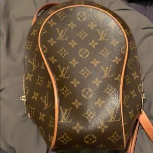 ❤️SOLD   authentic Louis Vuitton backpack 2003💖